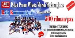 Paket Promo Karimunjawa Murah