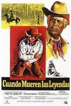 Cuando mueren las leyendas (1972) Descargar y ver Online Gratis