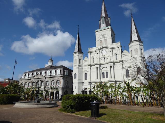 Restaurants Around Jackson Square New Orleans