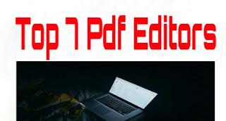 Best-pdf-editors