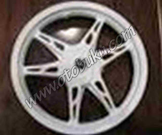 Foto Velg CHEMCO untuk Matic - VARIO, VARIO 125, BEAT, SPACY, SCOOPY
