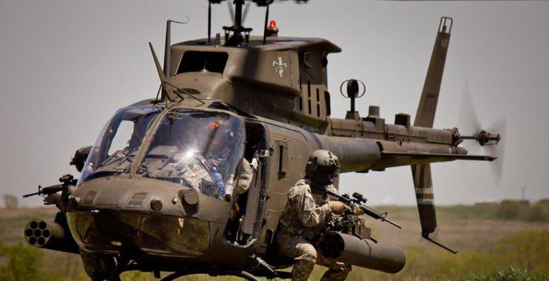 Τα ελικόπτερα Kiowa έρχονται στην Ελλάδα  VIDEO
