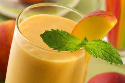 Jugo de durazno natural  con nutrientes