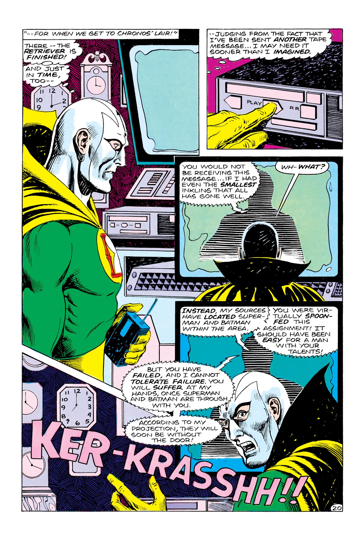 Read online World's Finest Comics comic -  Issue #321 - 20
