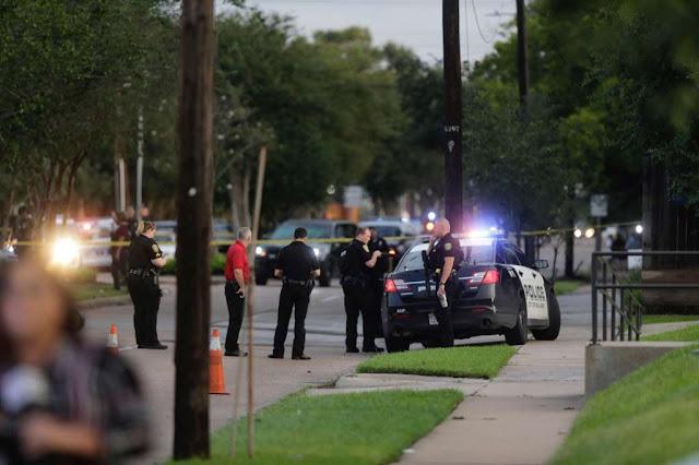 houston texas strip mall mass shooting