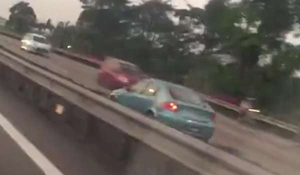 [Video] Gen-2 Dipandu Lawan Arus Di Lebuhraya PLUS, 1 Maut