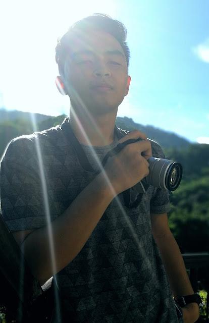 Portrait Photo taken by Mimi Gonzales