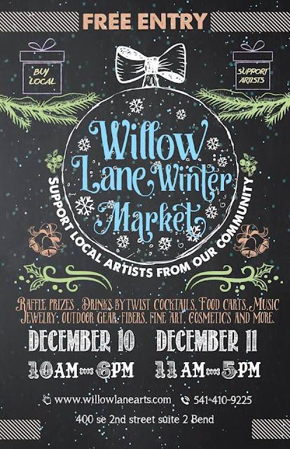 willow lane winter market 2016