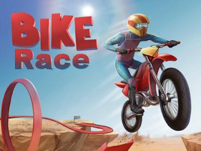ခပ္လန္းလန္းဆုိင္ကယ္စီးမယ္ - Bike Race Pro by T. F. Games v6.4 APK