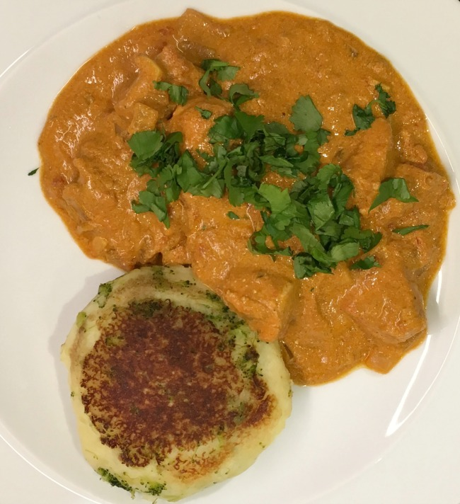 Slimming-World-weigh-in-#3-and-Best-Recipe-Of-The-Week-chicken-tikka-curry-and-potatoes