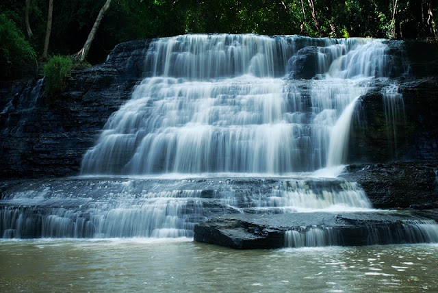 Top 5 most magnificent waterfalls in Vietnam