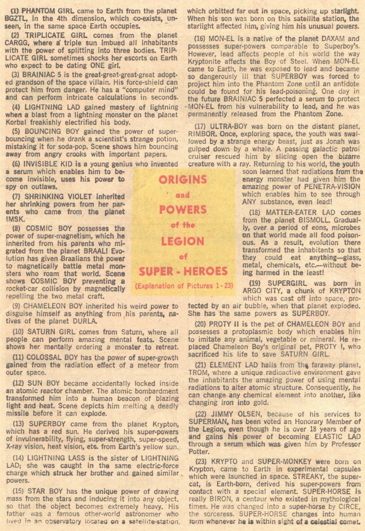 Read online Adventure Comics (1938) comic -  Issue #316 - 33