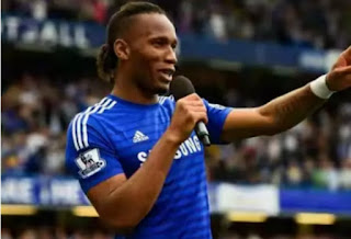 Didier Drogba Retires from playing football