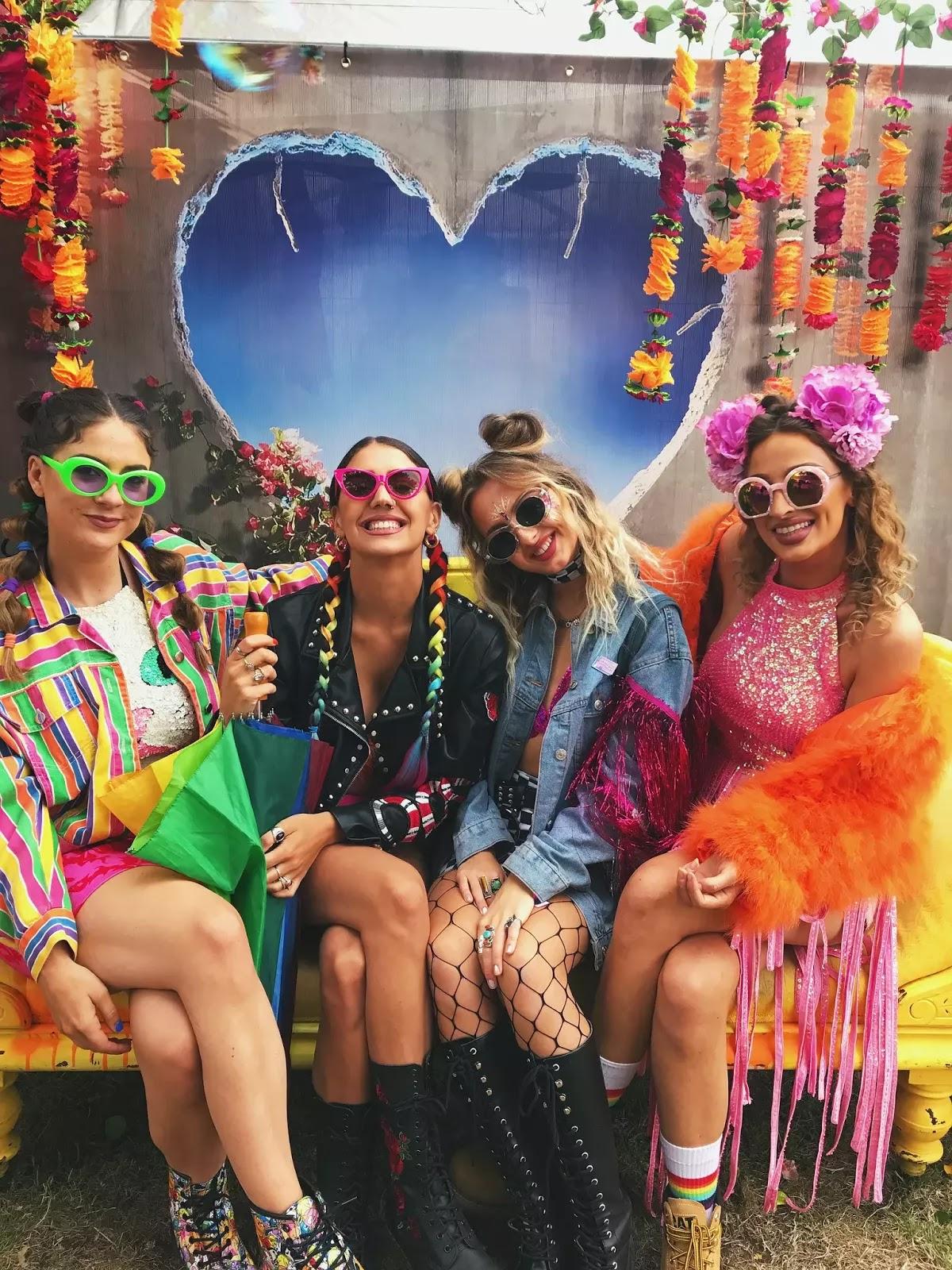 HELLO FESTIVAL SEASON! | - LULUTRIXABELLE - a Lifestyle, Travel