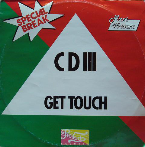 CD III - Get Tough