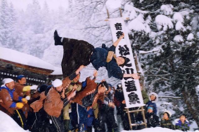 Mukonage / Suminuri, Tokamachi, Niigata