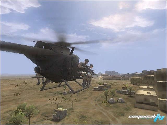 Delta Force Black Hawk Down Platinum + DLC Team Sabre PC Full GOG