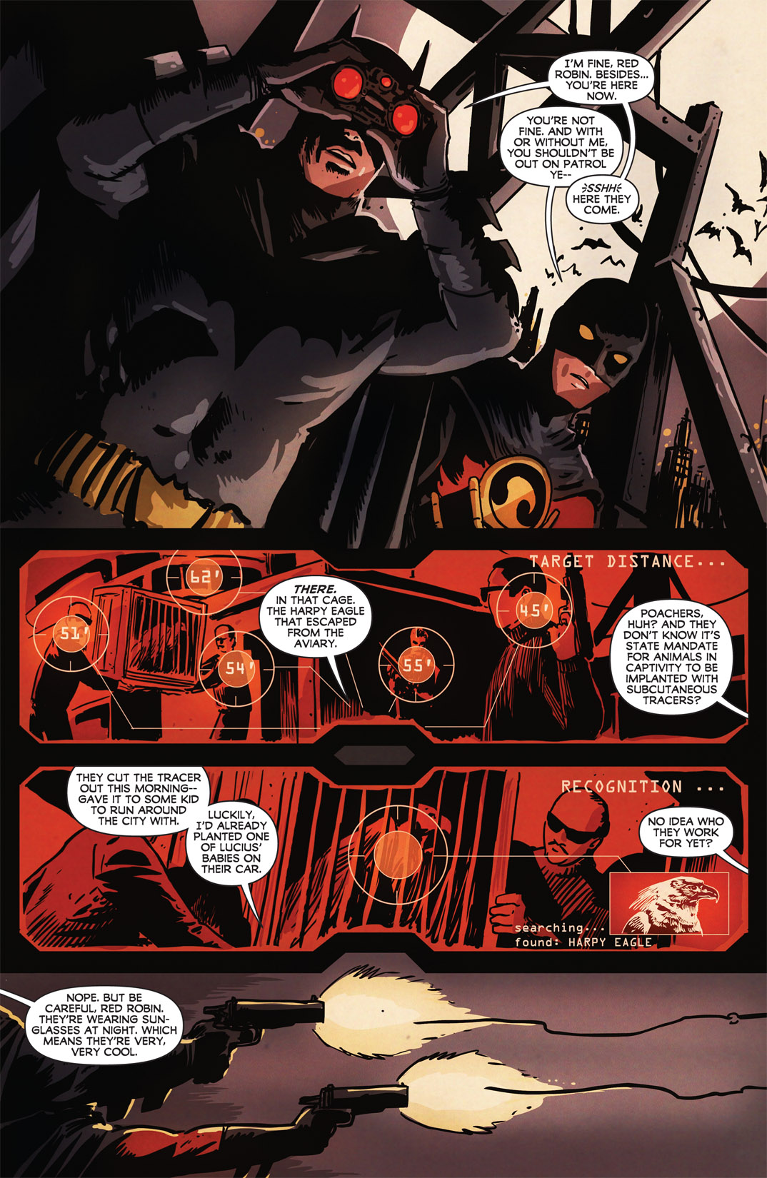 Detective Comics (1937) 874 Page 11