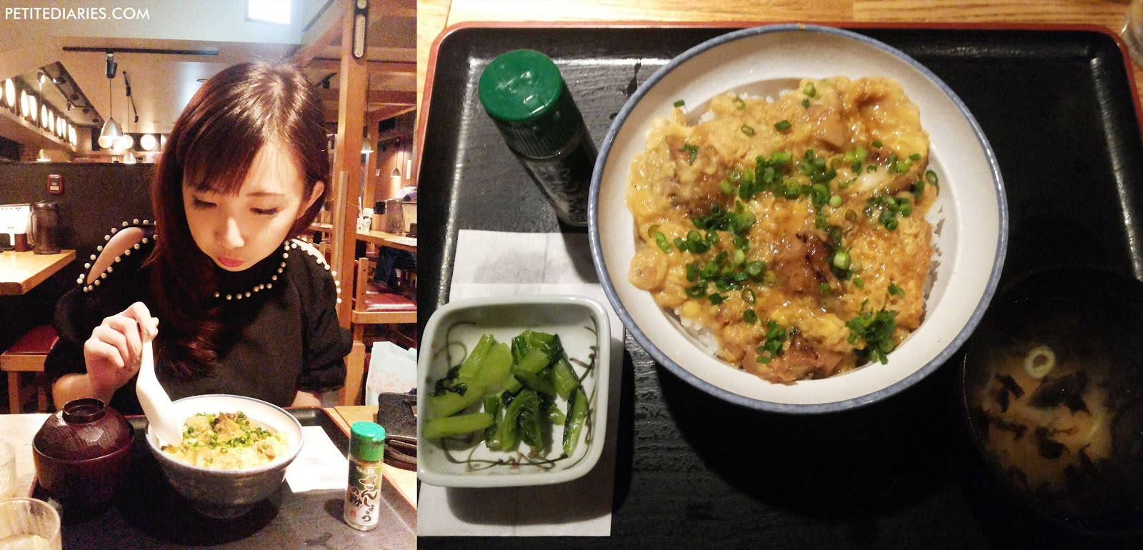 eating in shibuya restaurant