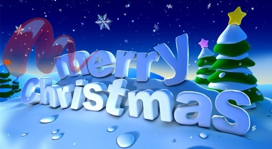Merry Christmas Greetings | Wishes | Merry Christmas says | Merry ...