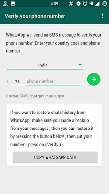 Verify Phone Number Whatsapp
