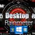 සුපිරි Desktop එකක් - Rainmeter