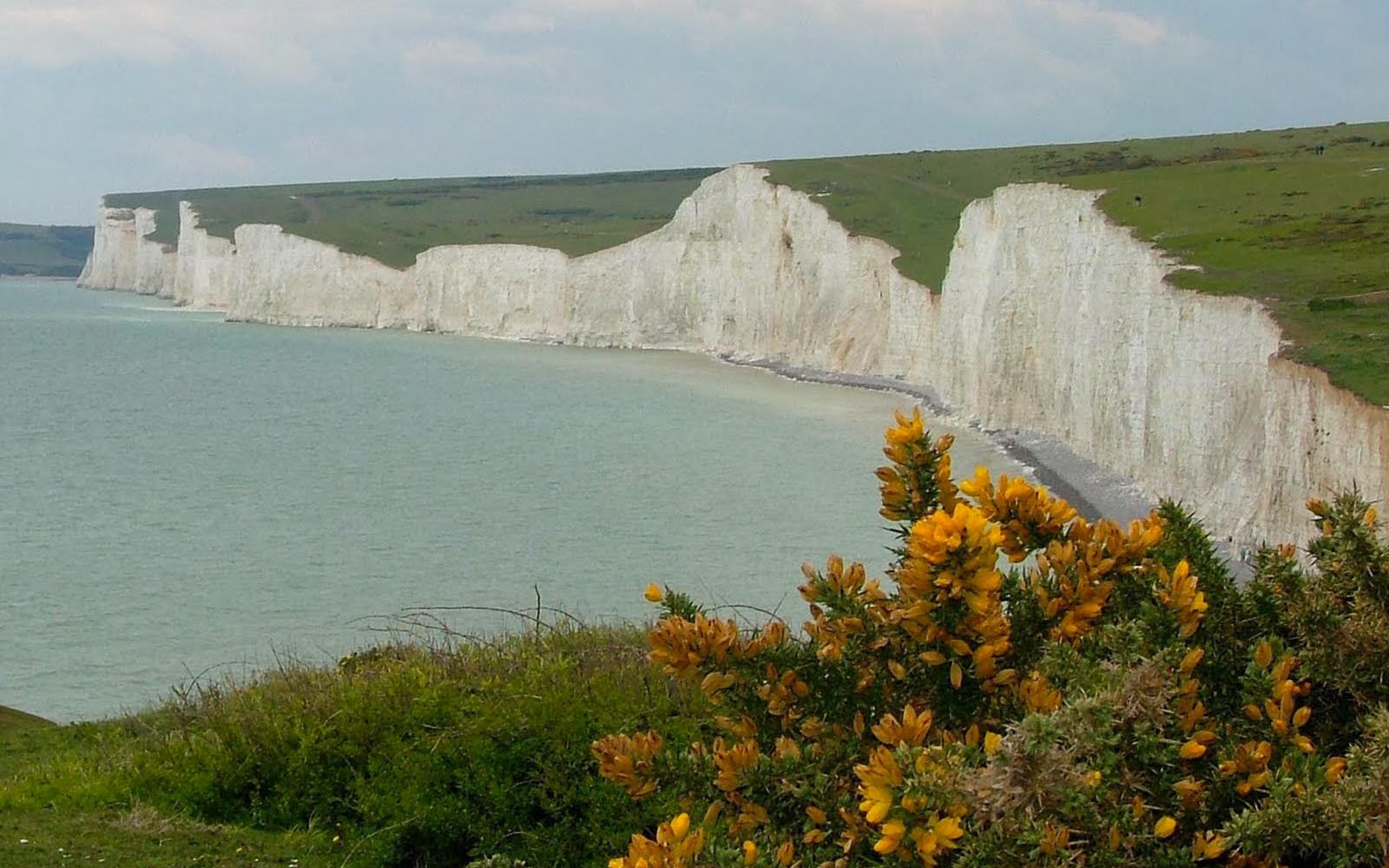 wallpapers seven sisters cliffs