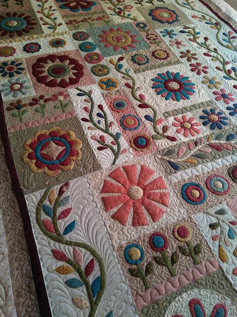 Nuevo curso en La Tertulia: aprende a hacer espectaculares Quilts de Medallón
