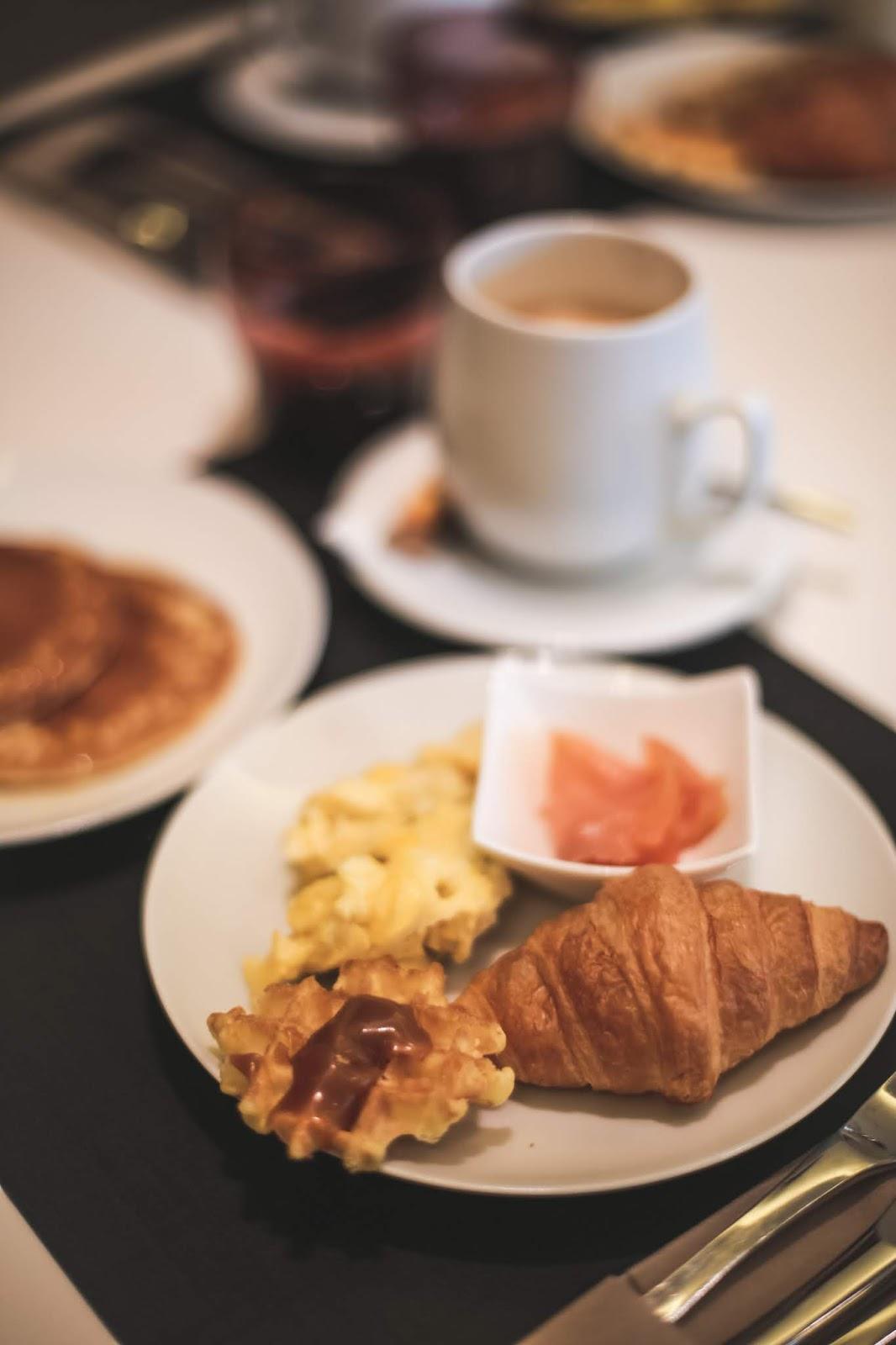 petit déjeuner hôtel le saint Antoine best western