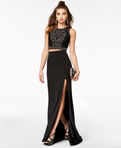 Every Girls Prom Dress Dream Reality Fashionista News The Fashion
