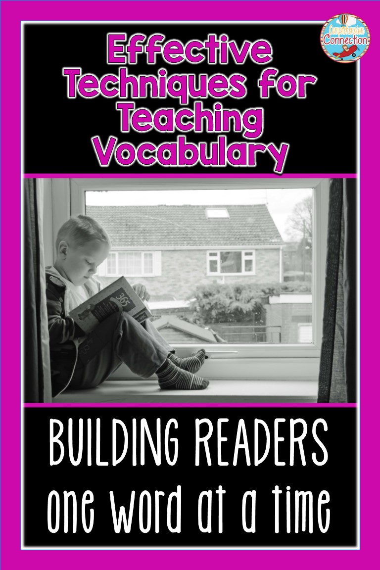 Five Effective Techniques for Teaching Vocabulary