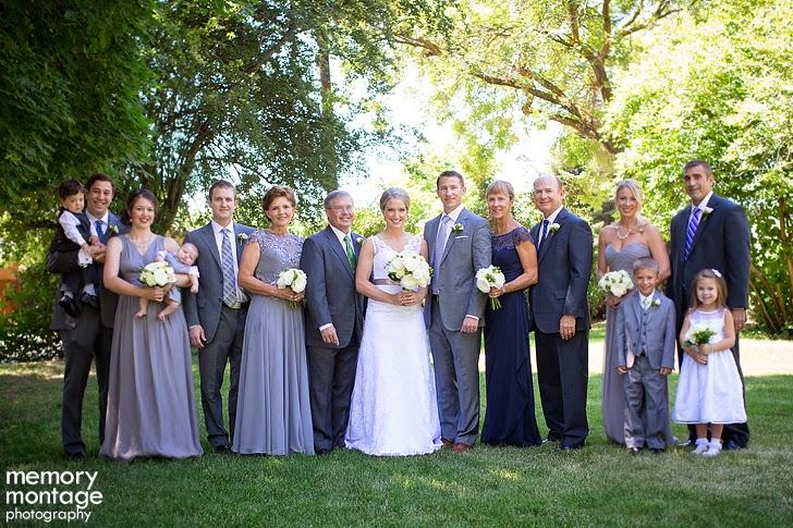 Historic Gilbert House Yakima Wedding