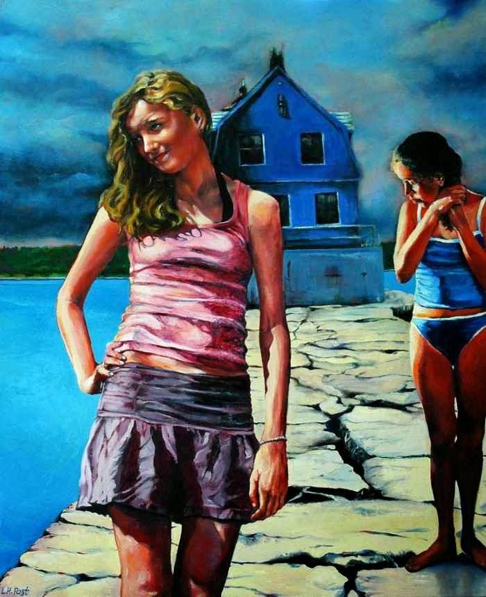 Особенности подросткового возраста. Linda Post