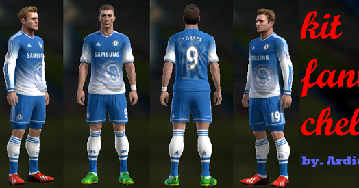 PES-MODIF: Chelsea Fantasy Kits By Ardian Baker