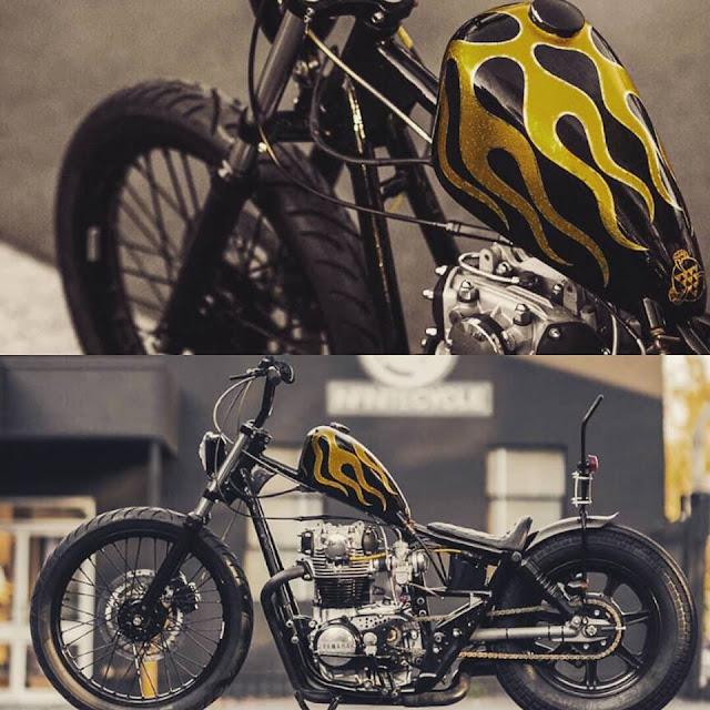 Yamaha XS650 Chopper | kakimoto