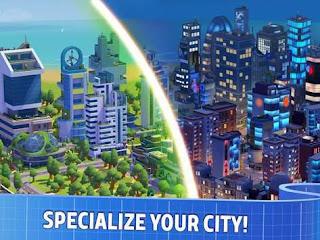 City Mania Town Building APK - wasildragon.web.id