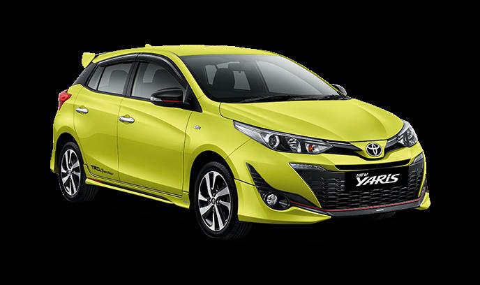 Toyota Yaris Terbaru 2019