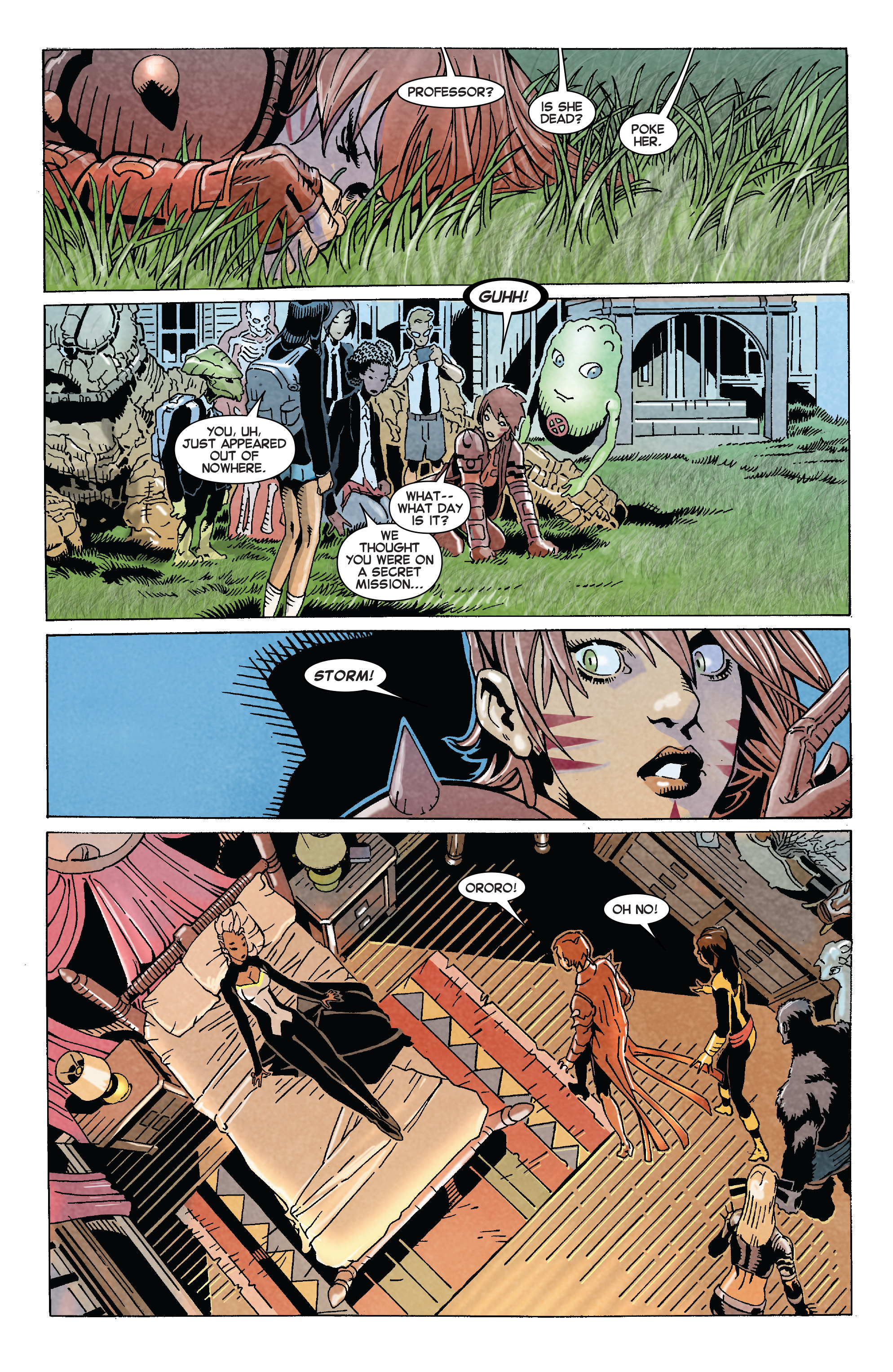Read online Uncanny X-Men (2013) comic -  Issue # _TPB 5 - The Omega Mutant - 33