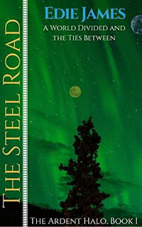 The Steel Road - fantasy by Edie James