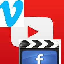 How do I download and save a YouTube video vimeo Vkontakte