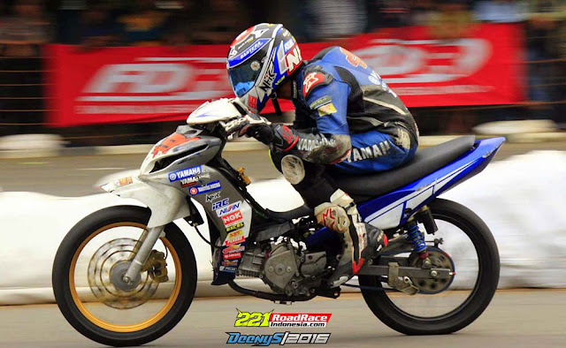 Kaki Matic Yamaha Nouvo Ternyata Berguna di Motor Balap Canggih Jupiter Z1, Alasannya?