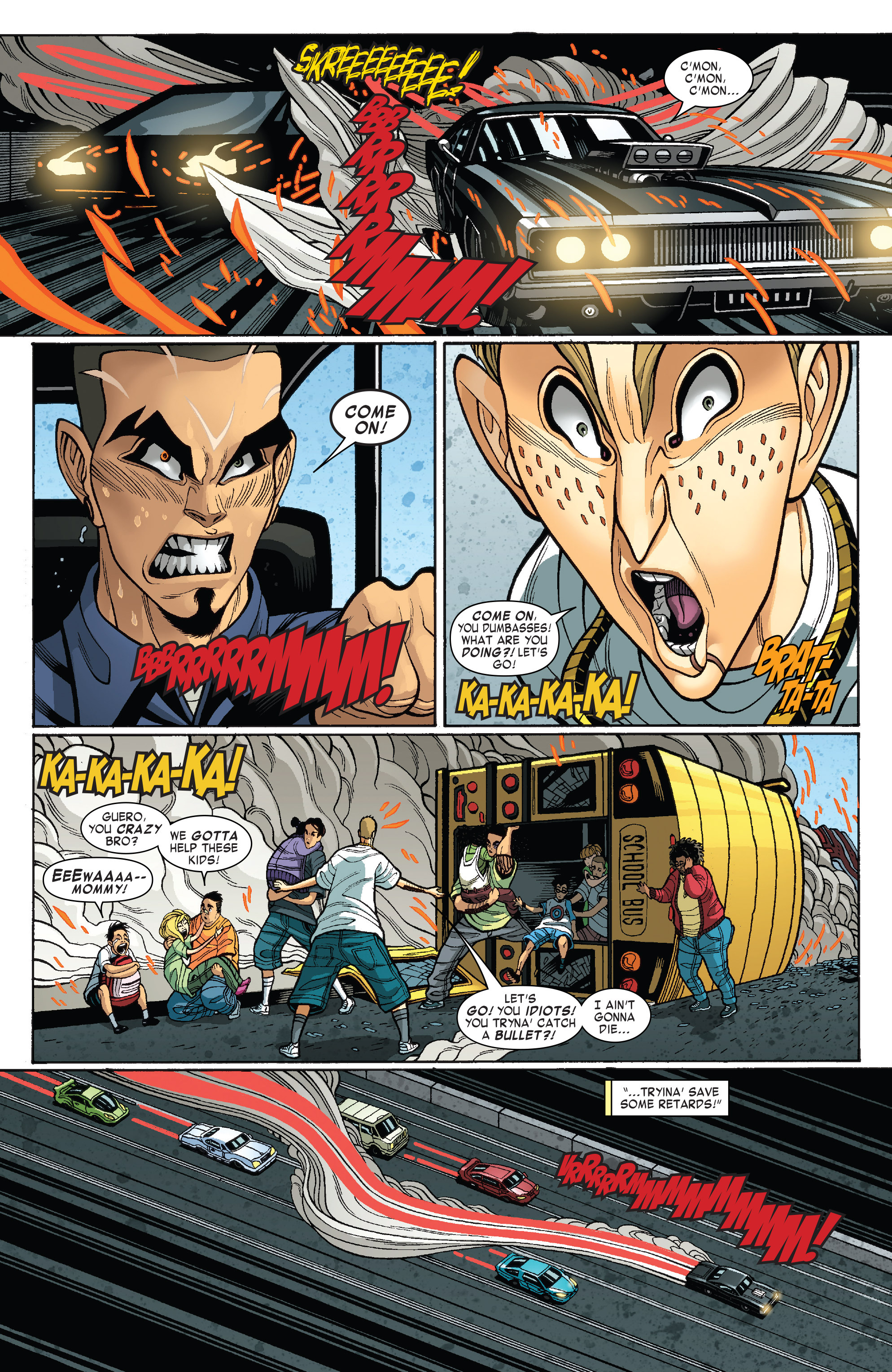 Read online All-New Ghost Rider comic -  Issue #5 - 11