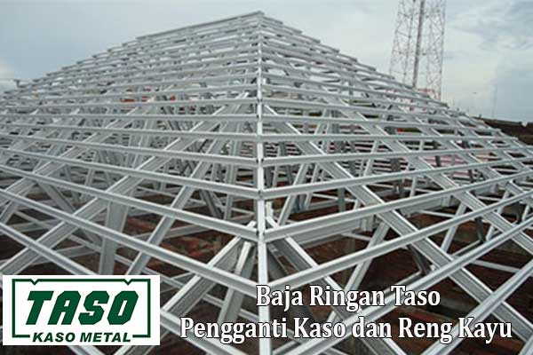 Harga Baja Ringan Taso Makassar Besi Hollow Per Lonjor Soalan Bi