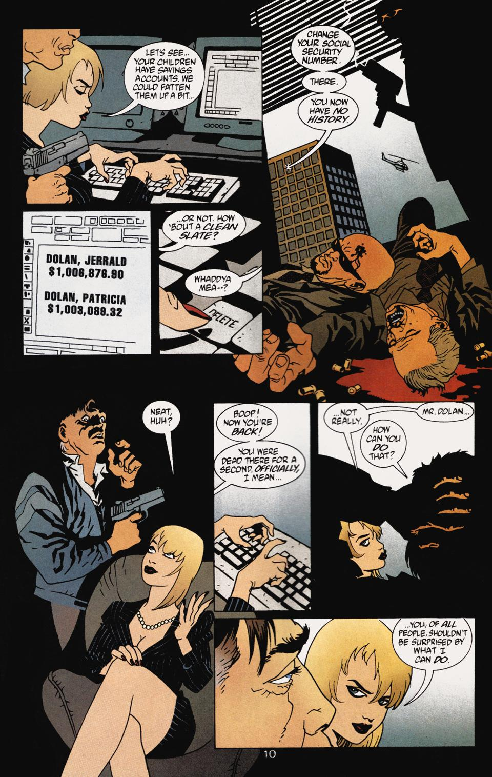 Read online 100 Bullets comic -  Issue #5 - 12