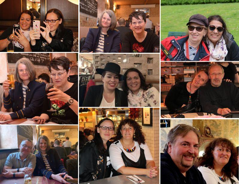 Teilnehmer Bloggertreffen München 2019