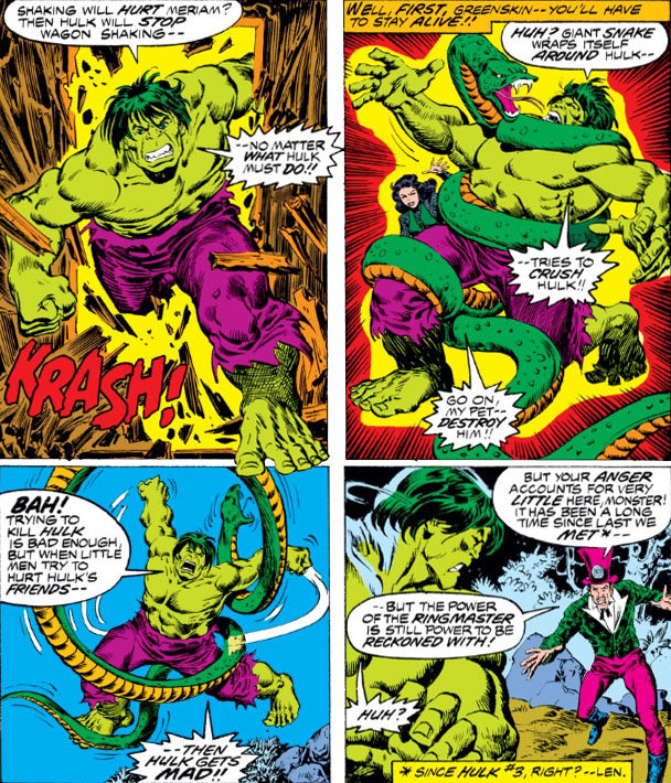 Bruce Banner: The Hulk Appreciation 2018 - Page 234