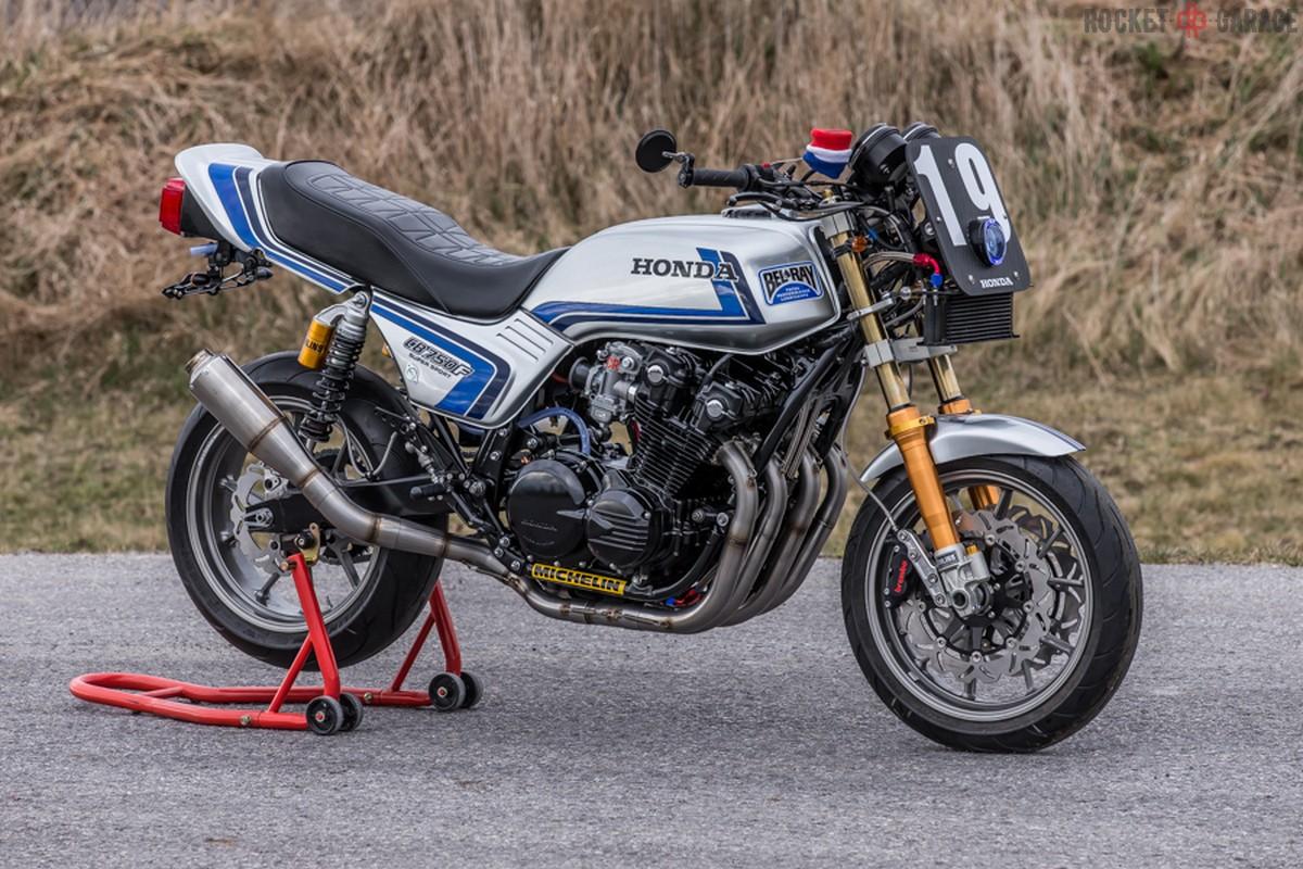 Freddie Spencer Cb750f Superbike Tribute