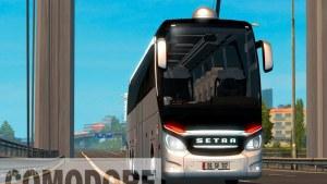 Setra Bus 517 HDH V4