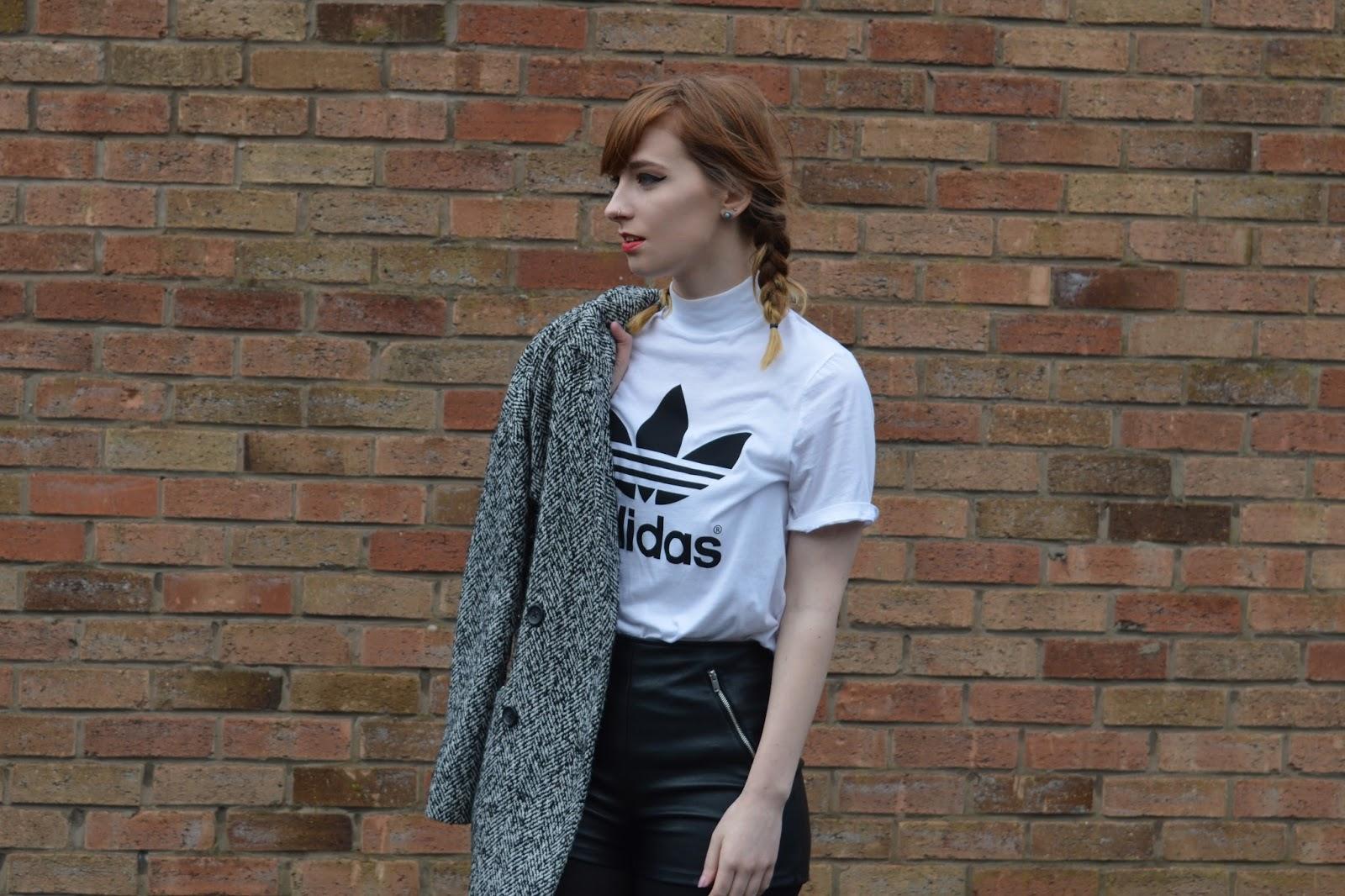 Adidas and Coat