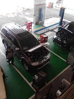 Bengkel Mitsubishi Bintaro